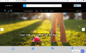 طراحی سایت رویالکو